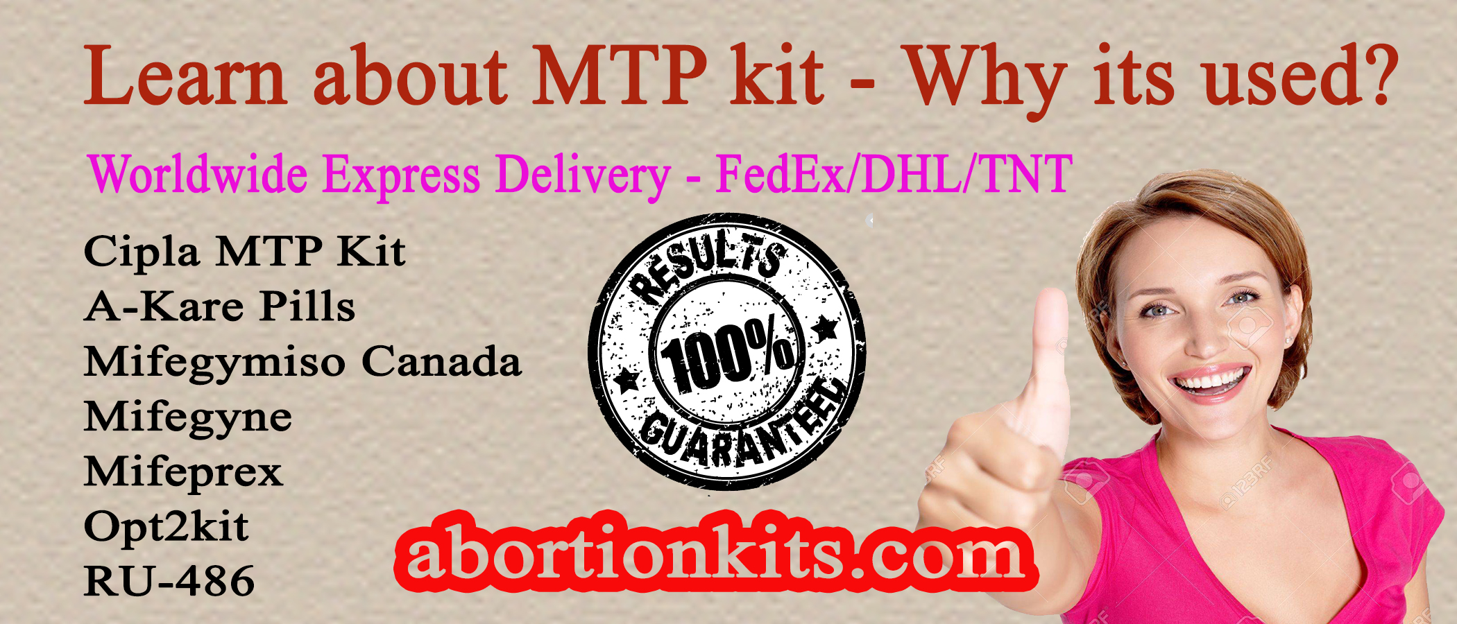 what is mtp kit