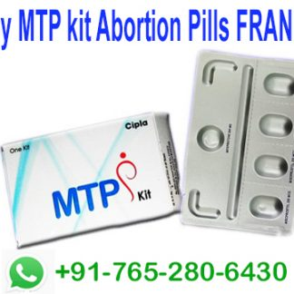 Buy MTP kit France with DHL