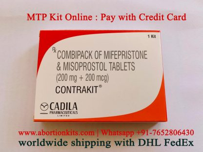 Buy mtp kit with credit card